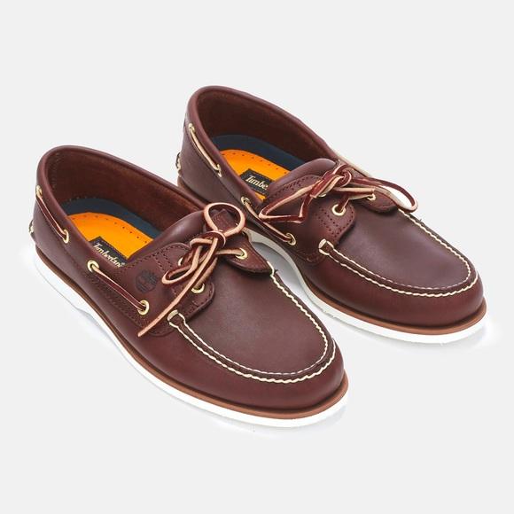 montar Pasto Verter  Timberland Shoes | Timberland 2eye Boat Shoe Root Beer Smooth | Poshmark